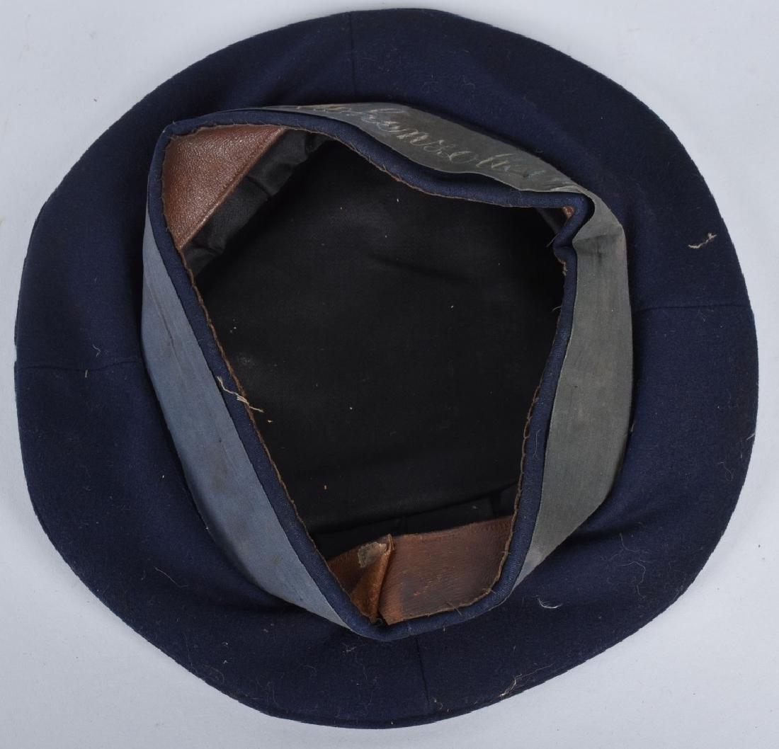 IMPERIAL GERMAN NAVY SMY HOHENZOLLERN HAT - 5