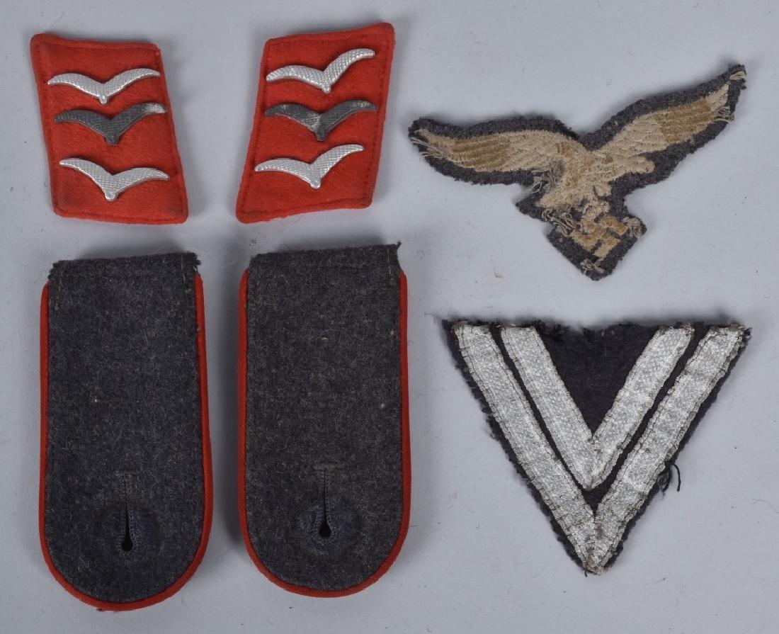 WW2 NAZI GERMAN IDENTIFIED GROUPING - 2