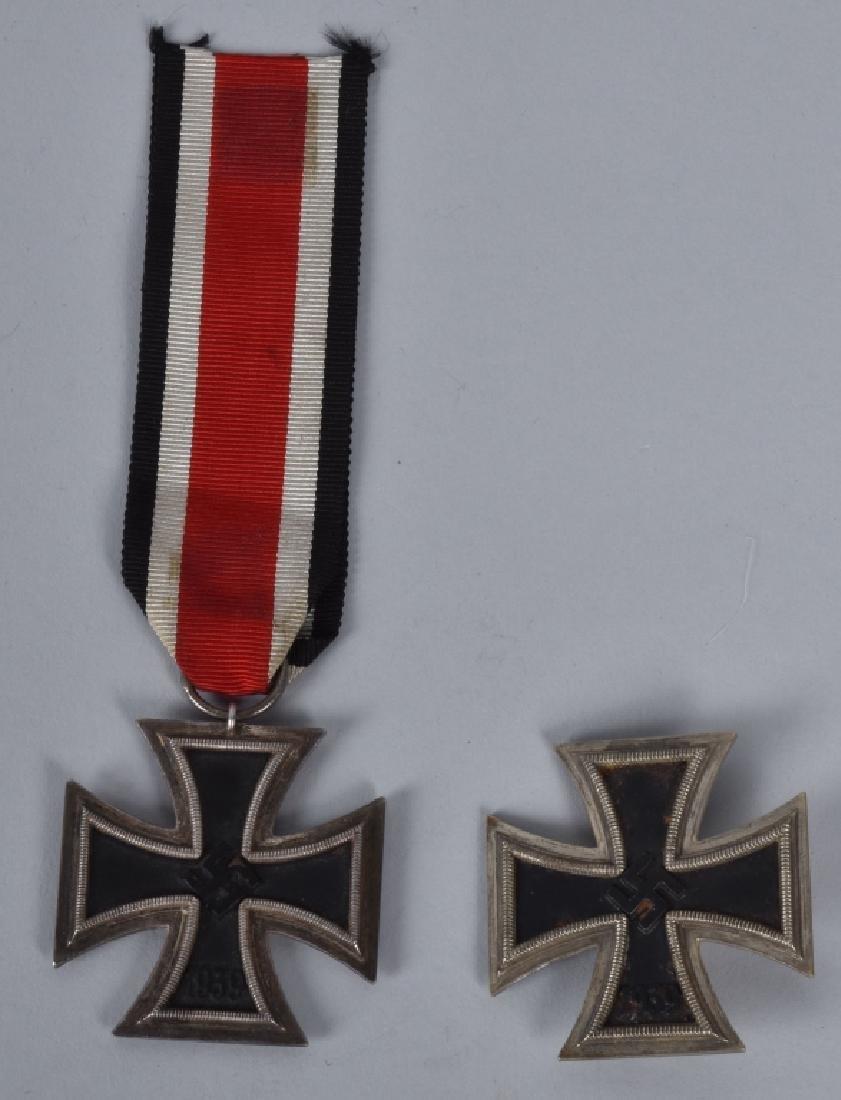 WW2 NAZI GERMAN IDENTIFIED GROUPING - 3