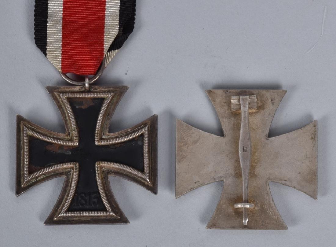 WW2 NAZI GERMAN IDENTIFIED GROUPING - 4