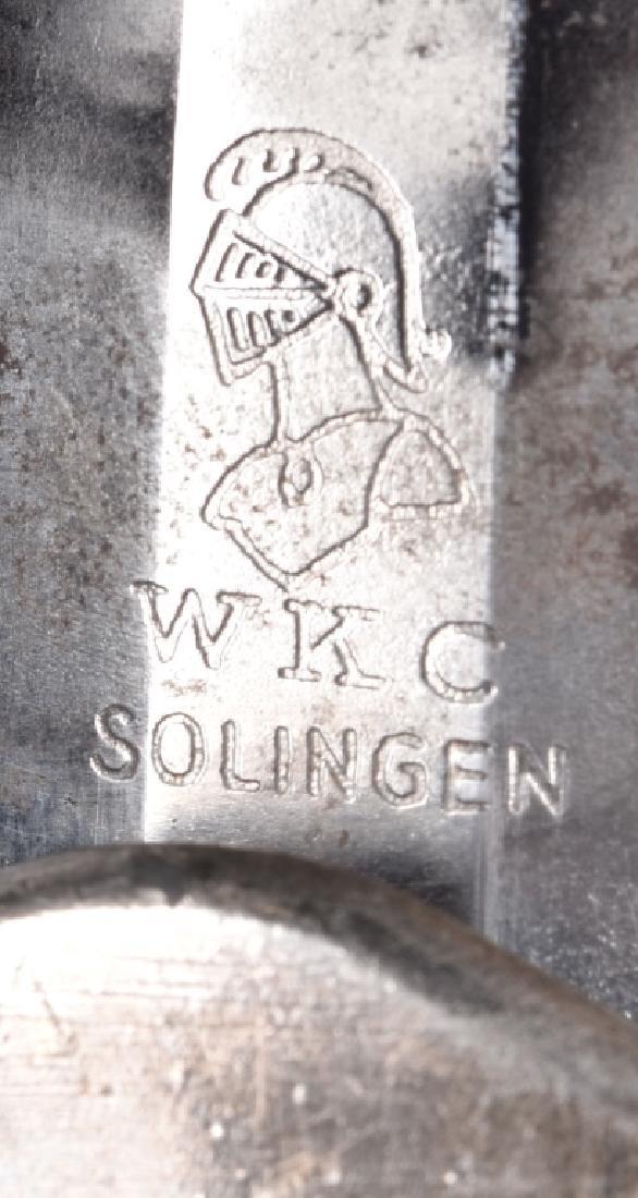 WW2 NAZI GERMAN WEHRMACHT OFFICER'S DAGGER - 4