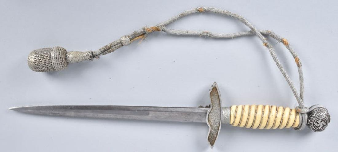 WW2 NAZI GERMAN LUFTWAFFE DAGGER - 4