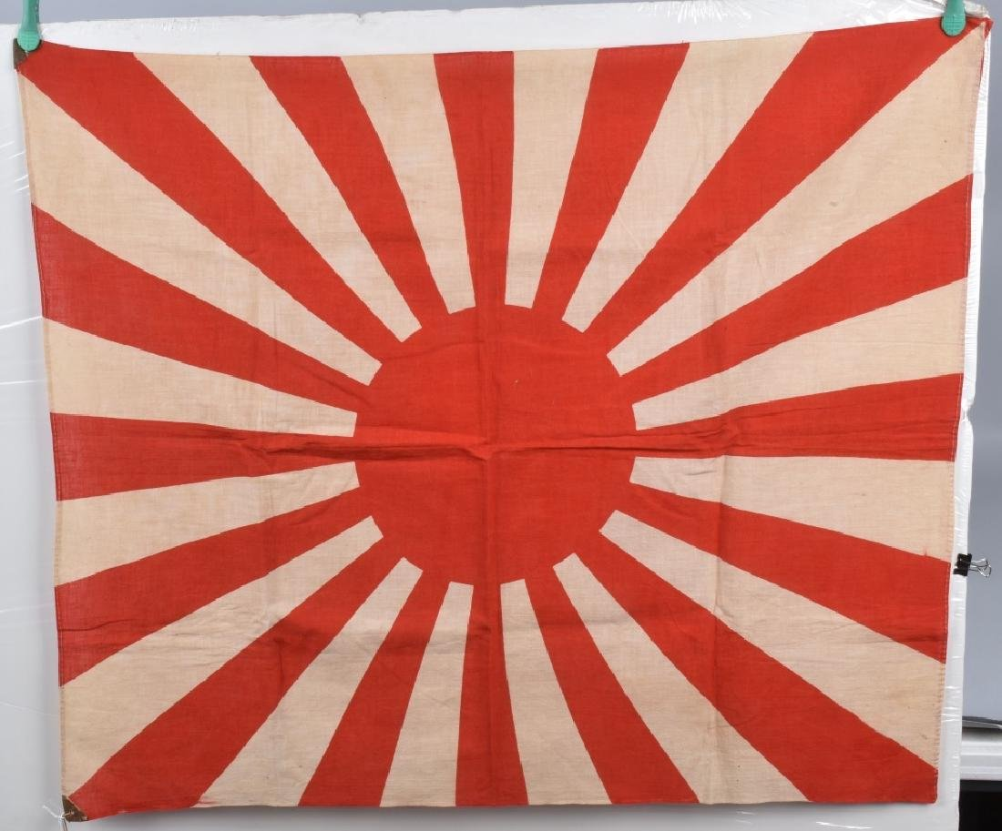 WW2 JAPANESE RISING SUN FLAG