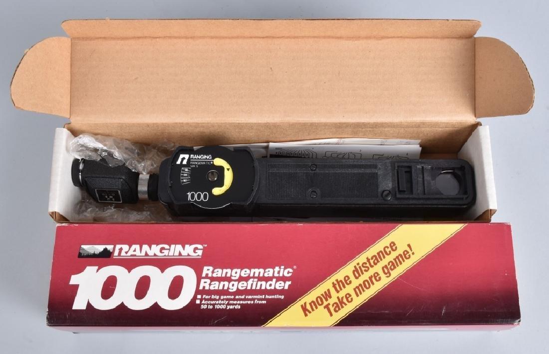 RANGING RANGEMATIC MK5, 1000, BOXED