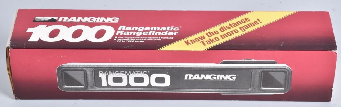 RANGING RANGEMATIC MK5, 1000, BOXED - 4