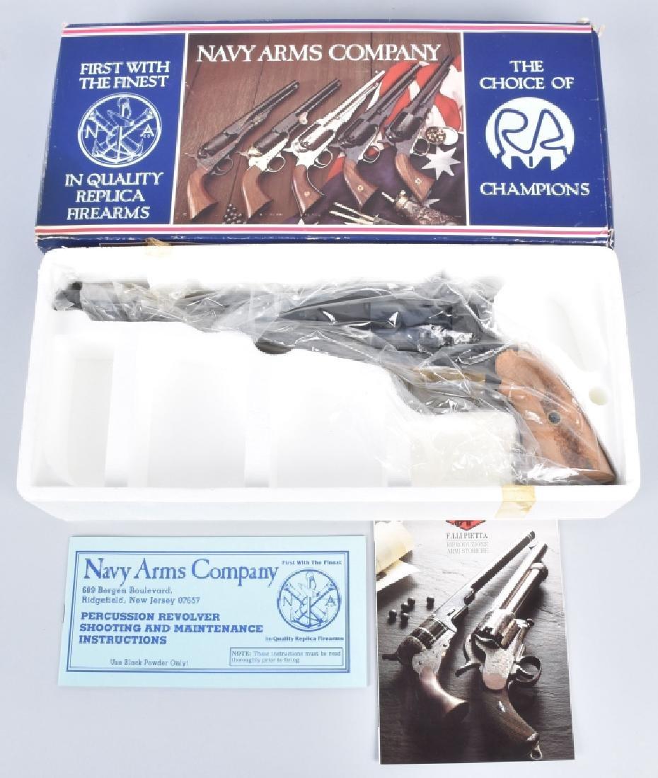 NAVY ARMS 1858 REMINGTON STYLE KIT, .44 BOXED