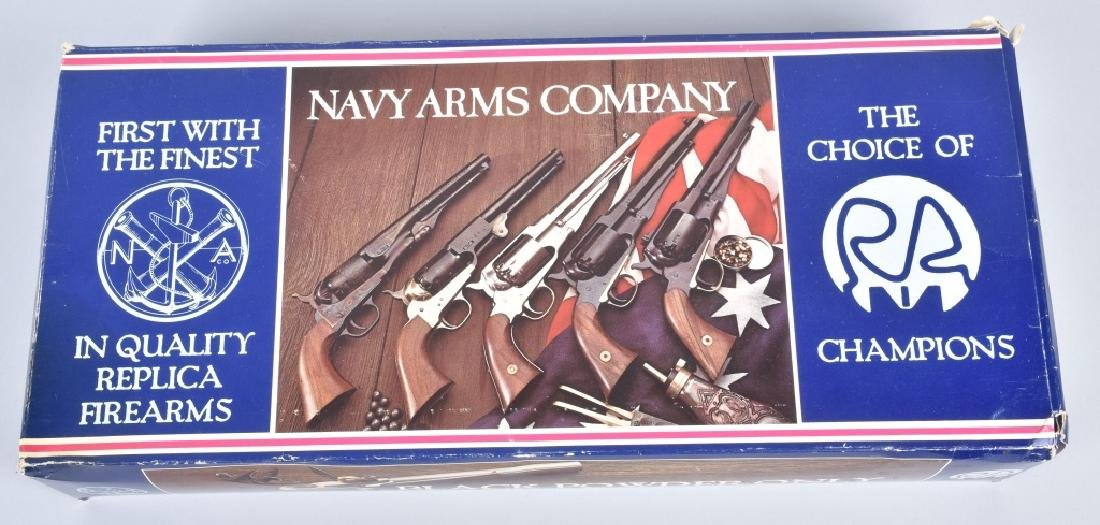 NAVY ARMS 1858 REMINGTON STYLE KIT, .44 BOXED - 4