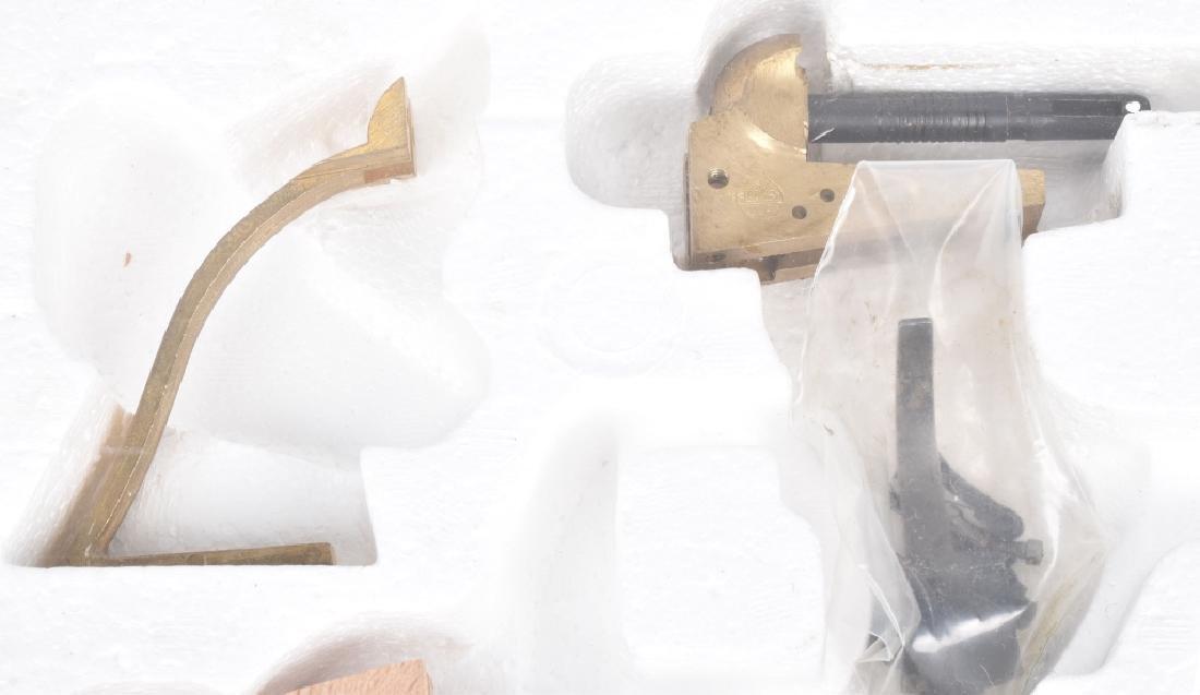 CVA WELLS FARGO MODEL REVOLVER KIT, .32, SEALED - 2