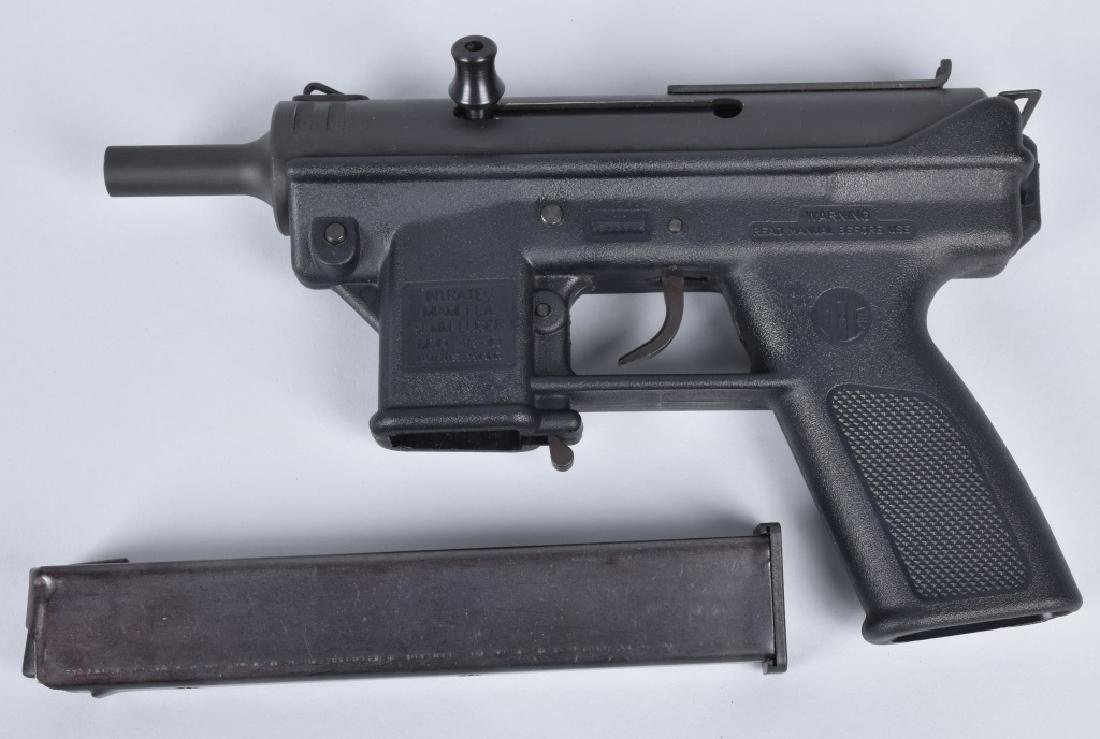 INTRATEC AB-10 9MM PISTOL, BOXED - 3