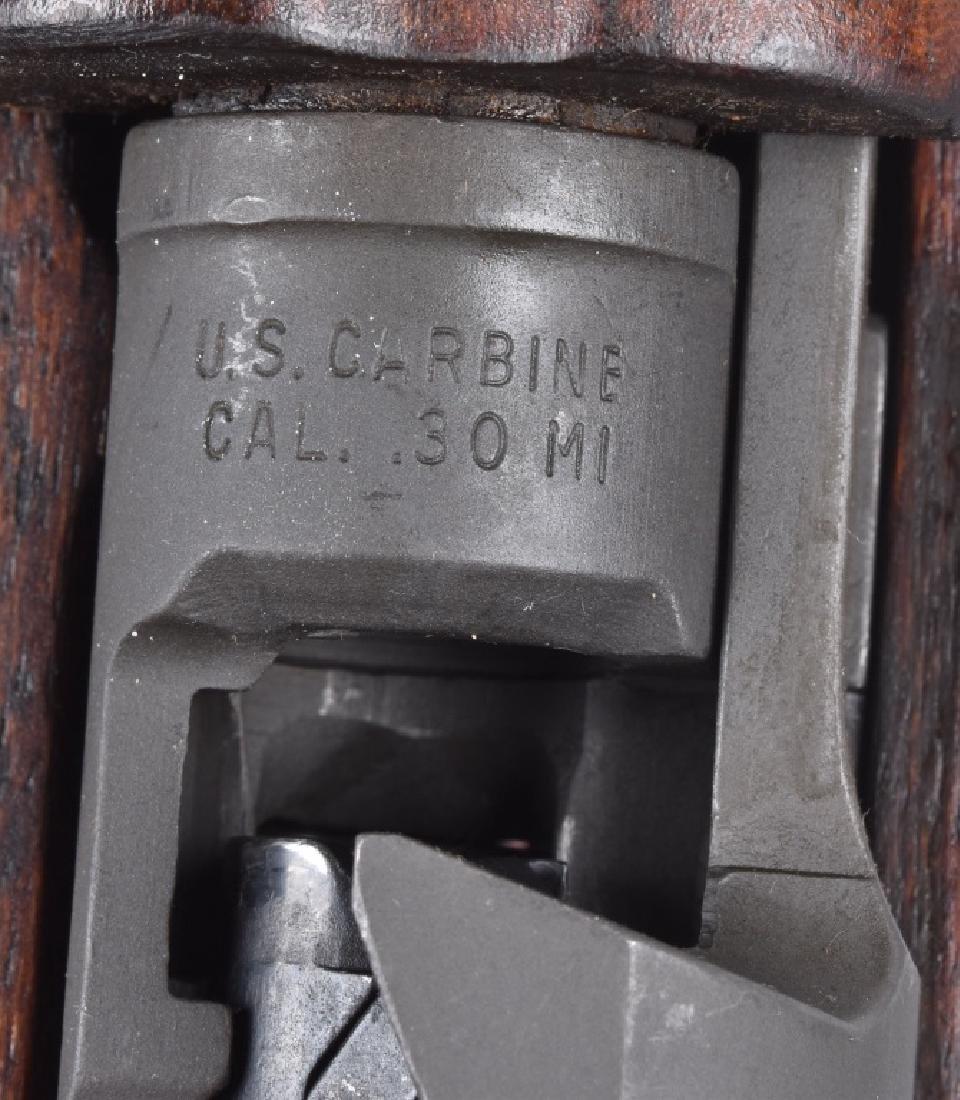 U.S. M1 CARBINE, .30, BLUE SKY IMPORT STAMP - 7