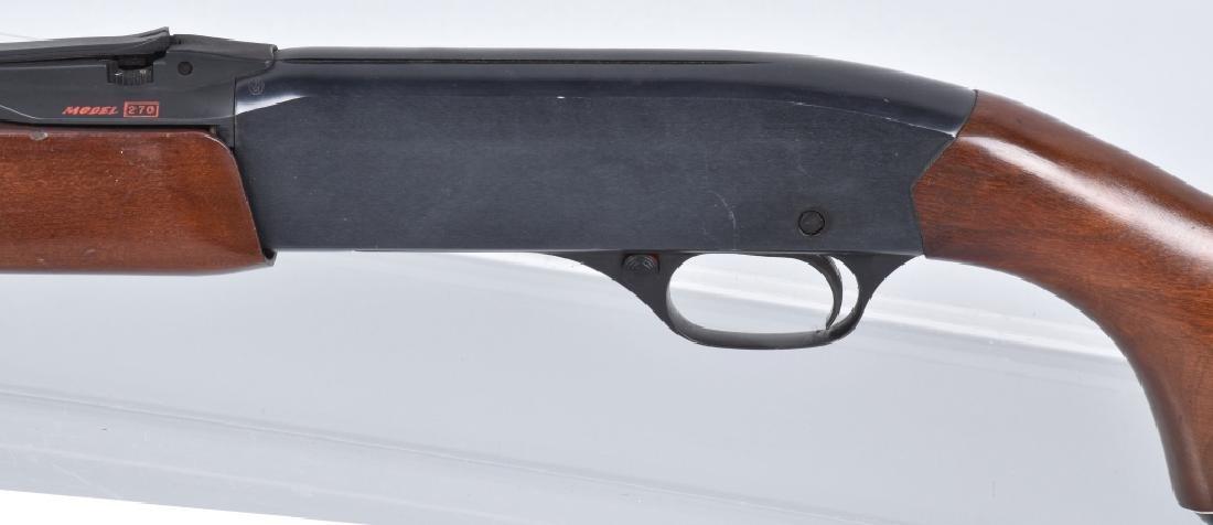 WINCHESTER MODEL 270, ,22 PUMP RIFLE - 4