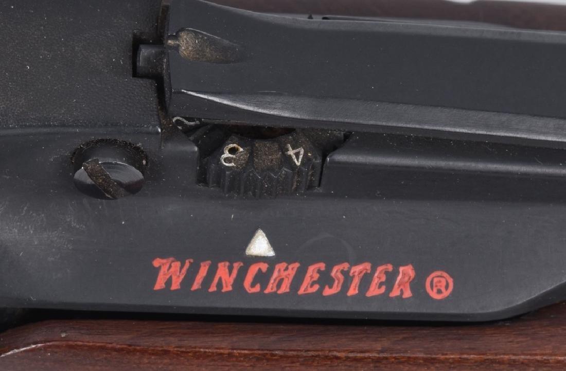 WINCHESTER MODEL 270, ,22 PUMP RIFLE - 9