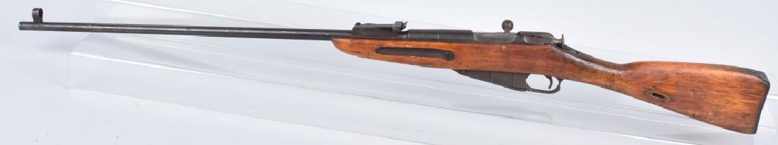 1937 RUSSIAN NAGANT 7.62X54 BOLT ACTION RIFLE - 5