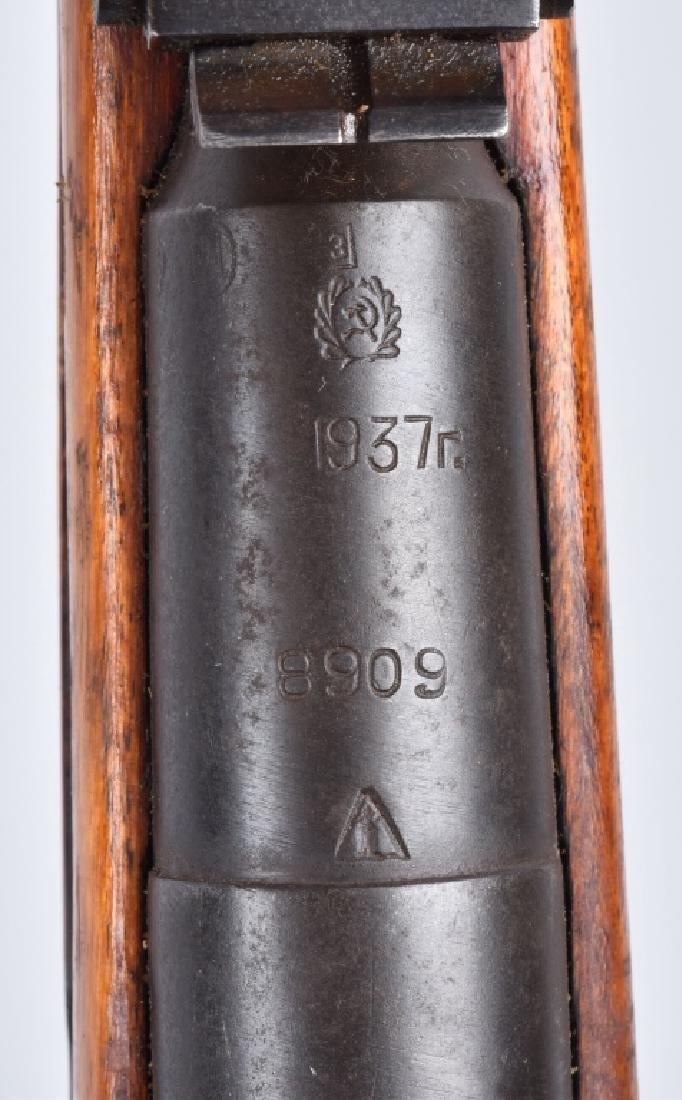 1937 RUSSIAN NAGANT 7.62X54 BOLT ACTION RIFLE - 8