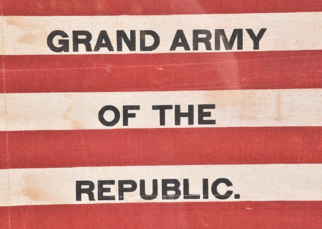 45 STAR GRAND ARMY OF THE REPUBLIC FLAG - 3