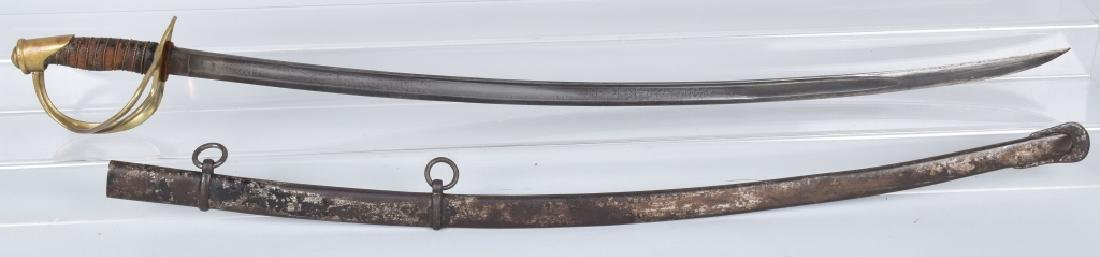 CIVIL WAR MODEL 1860 CAVALRY SWORD