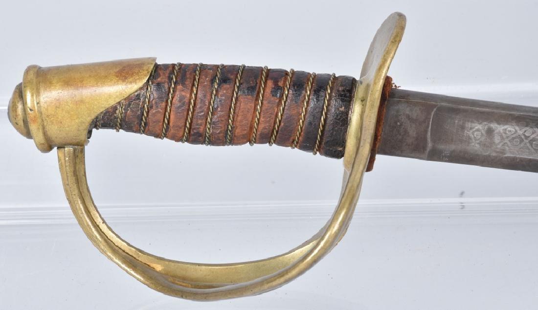 CIVIL WAR MODEL 1860 CAVALRY SWORD - 6