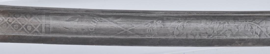 CIVIL WAR MODEL 1860 CAVALRY SWORD - 7