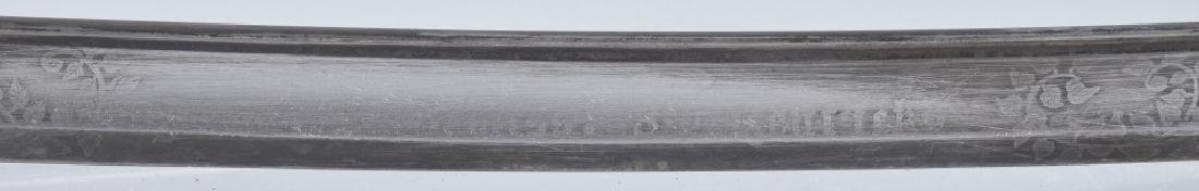 CIVIL WAR MODEL 1860 CAVALRY SWORD - 8