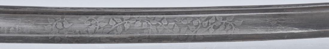 CIVIL WAR MODEL 1860 CAVALRY SWORD - 9