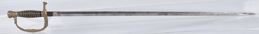 M1860 STAFF OFFICER'S SWORD