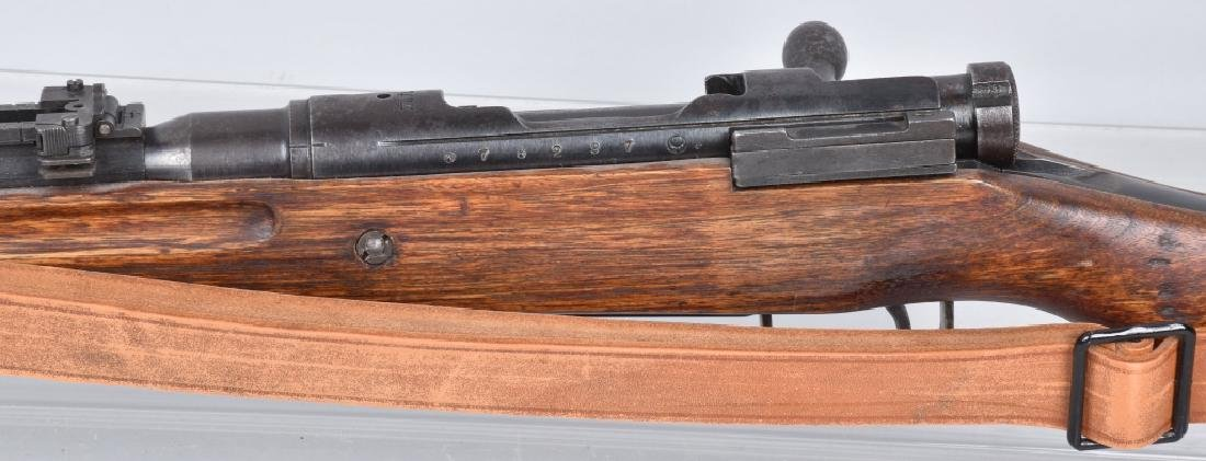 JAPAN ARISAKA 7.65 BOLT ACTION RIFLE - 6