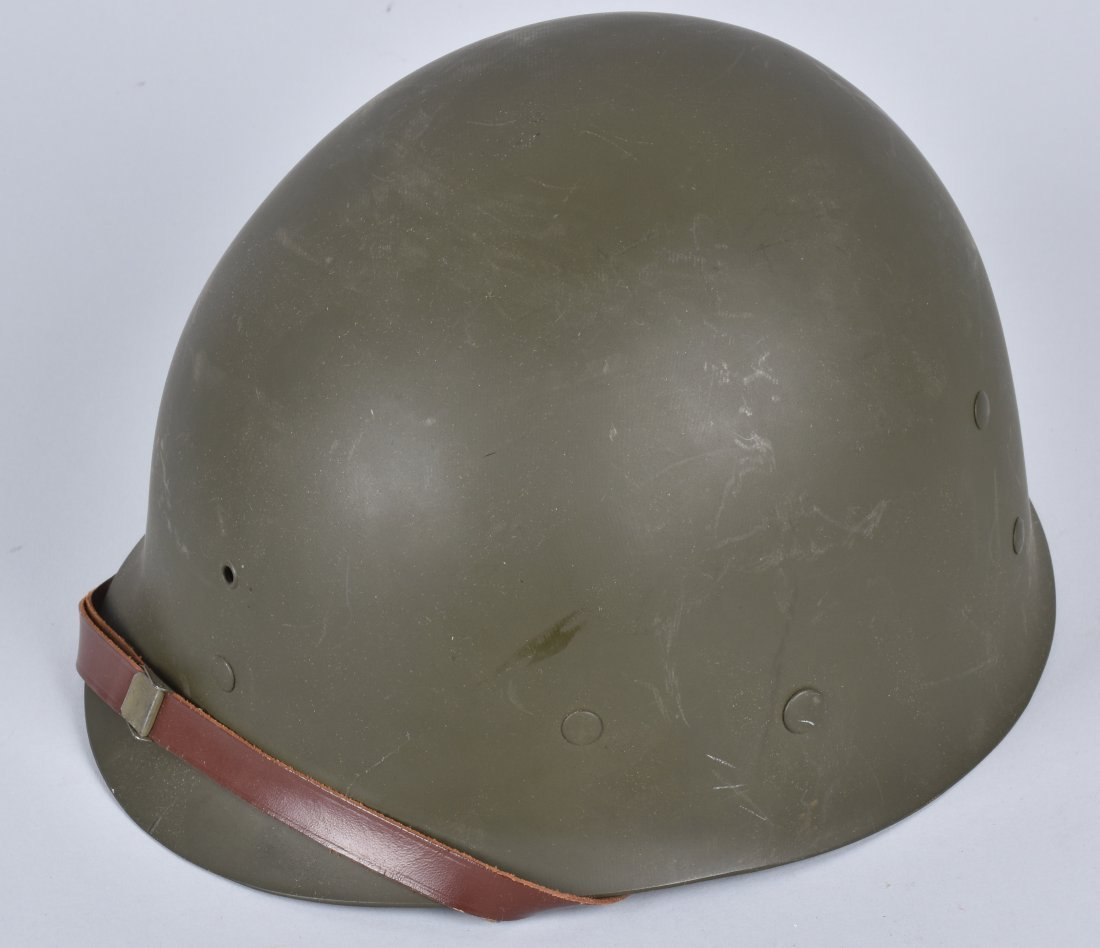 WW2 U.S. CAPTAINS HELMET and LINERS - 6