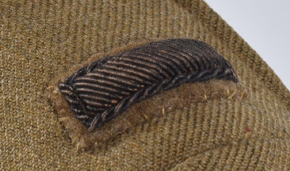 WW1 Lt's 341st INFANTRY TUNIC, HAT AND PANTS - 6