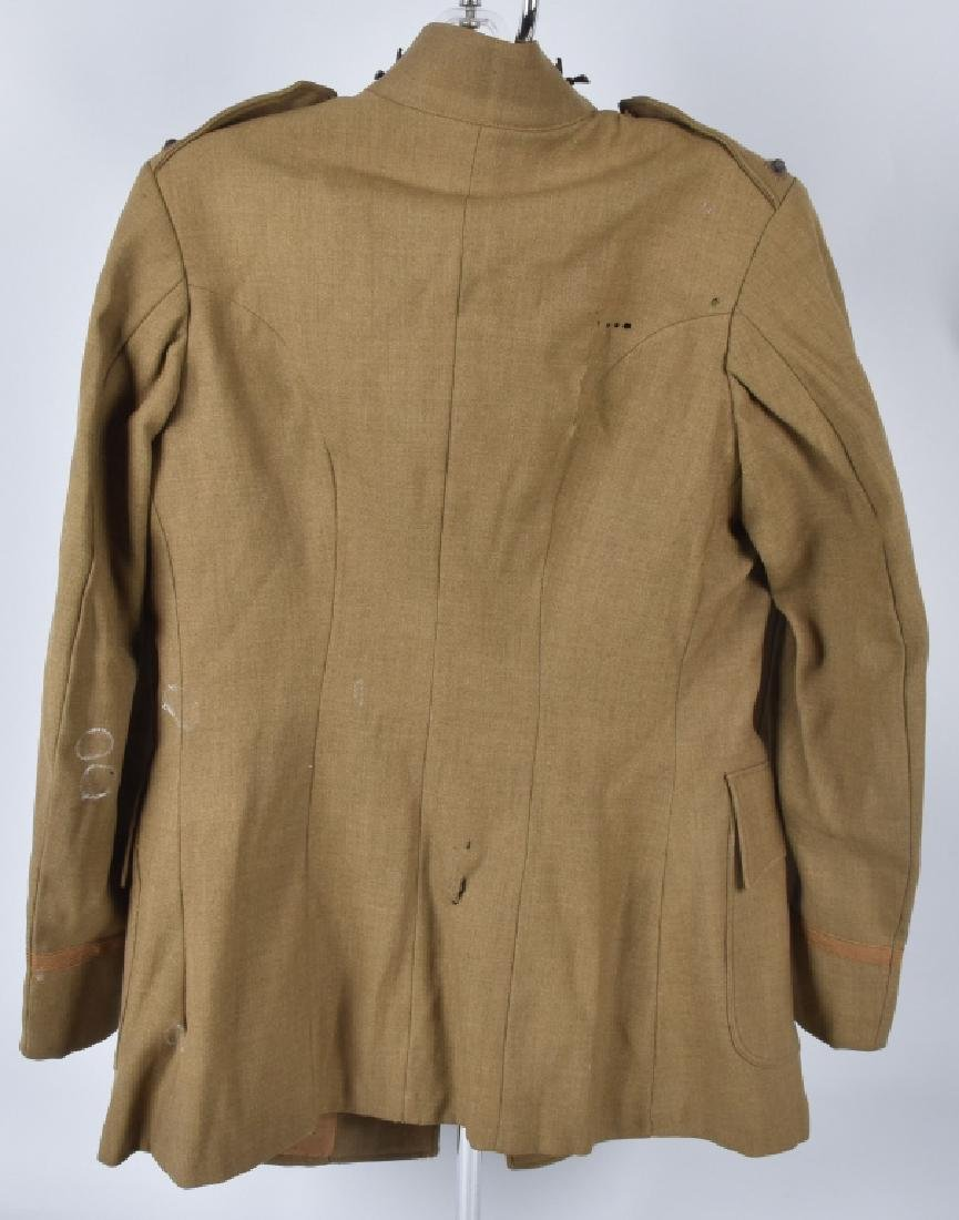 WW1 Lt's 341st INFANTRY TUNIC, HAT AND PANTS - 7