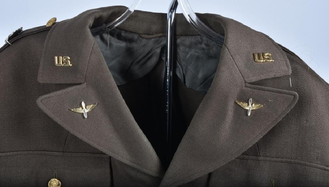 WW2 13th AIR FORCE MAJOR'S TUNIC & MORE - 3