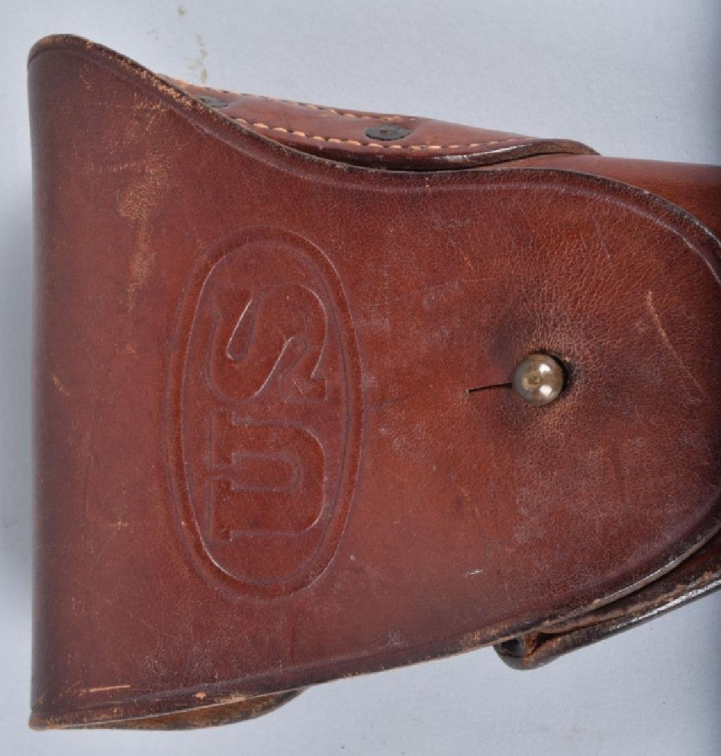 WW2 MODEL 1911, SEARS 1942 HOLSTER - 2