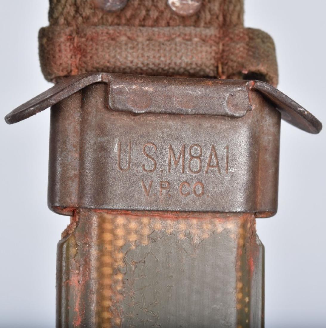 US M-6 BAYONET and SHEATH - 4