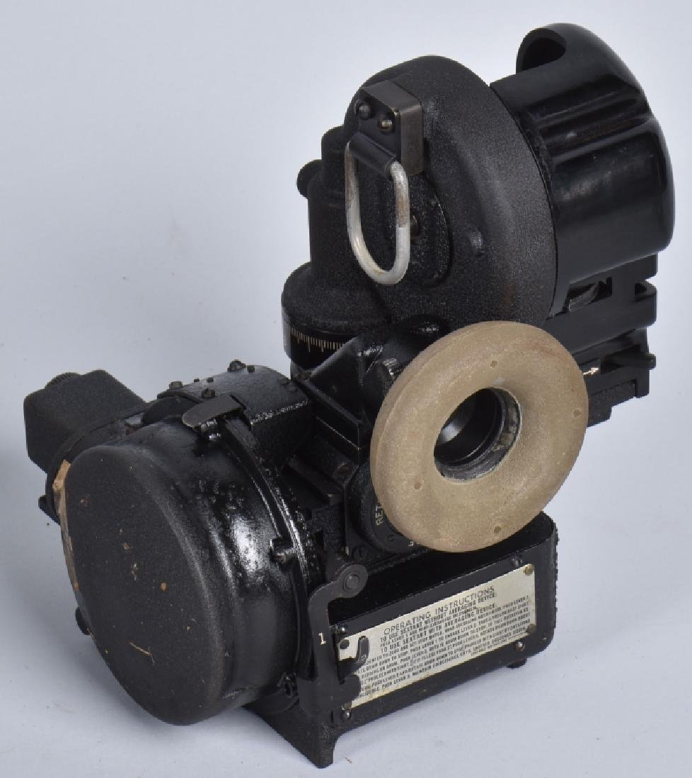 WW2 US ARMY AIR FORCE AIRCRAFT SEXTANT - 2