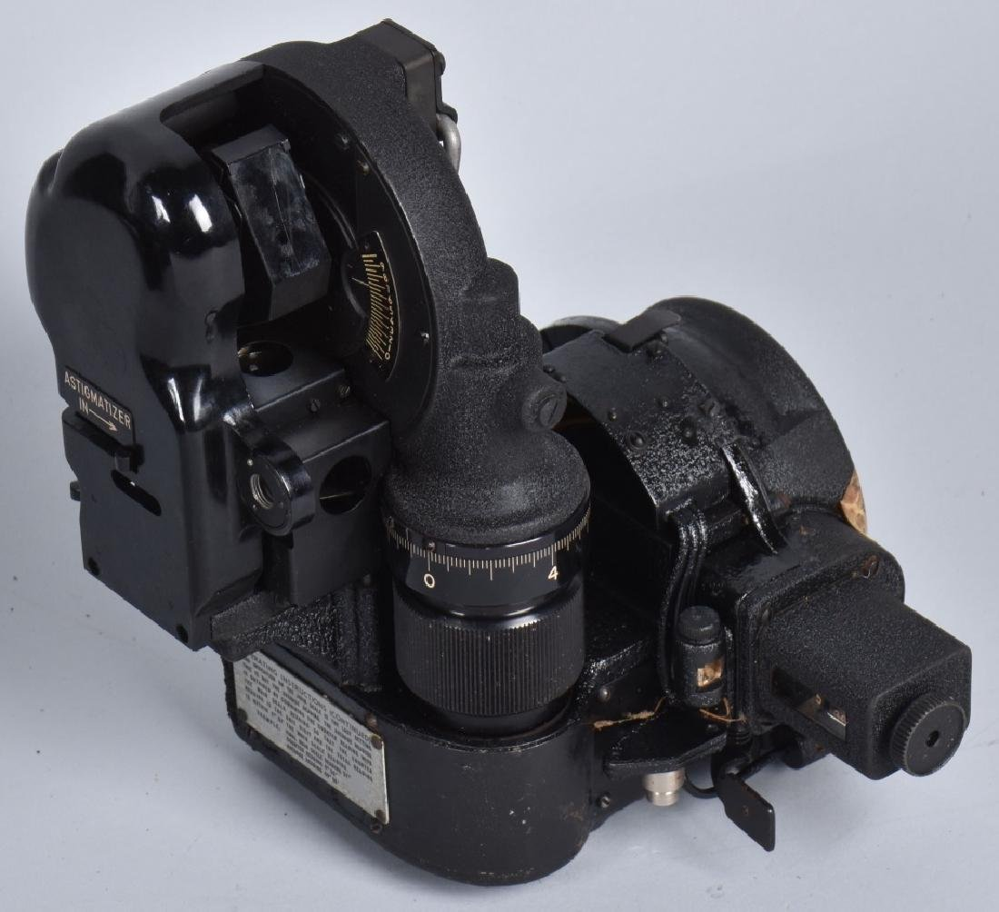WW2 US ARMY AIR FORCE AIRCRAFT SEXTANT - 3