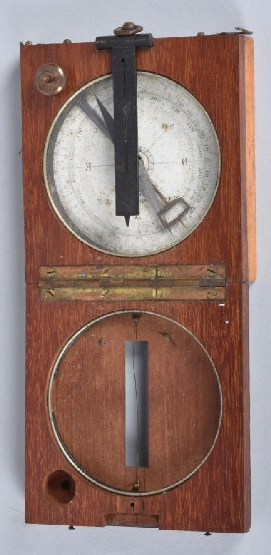 WW1 FRENCH COMPASS