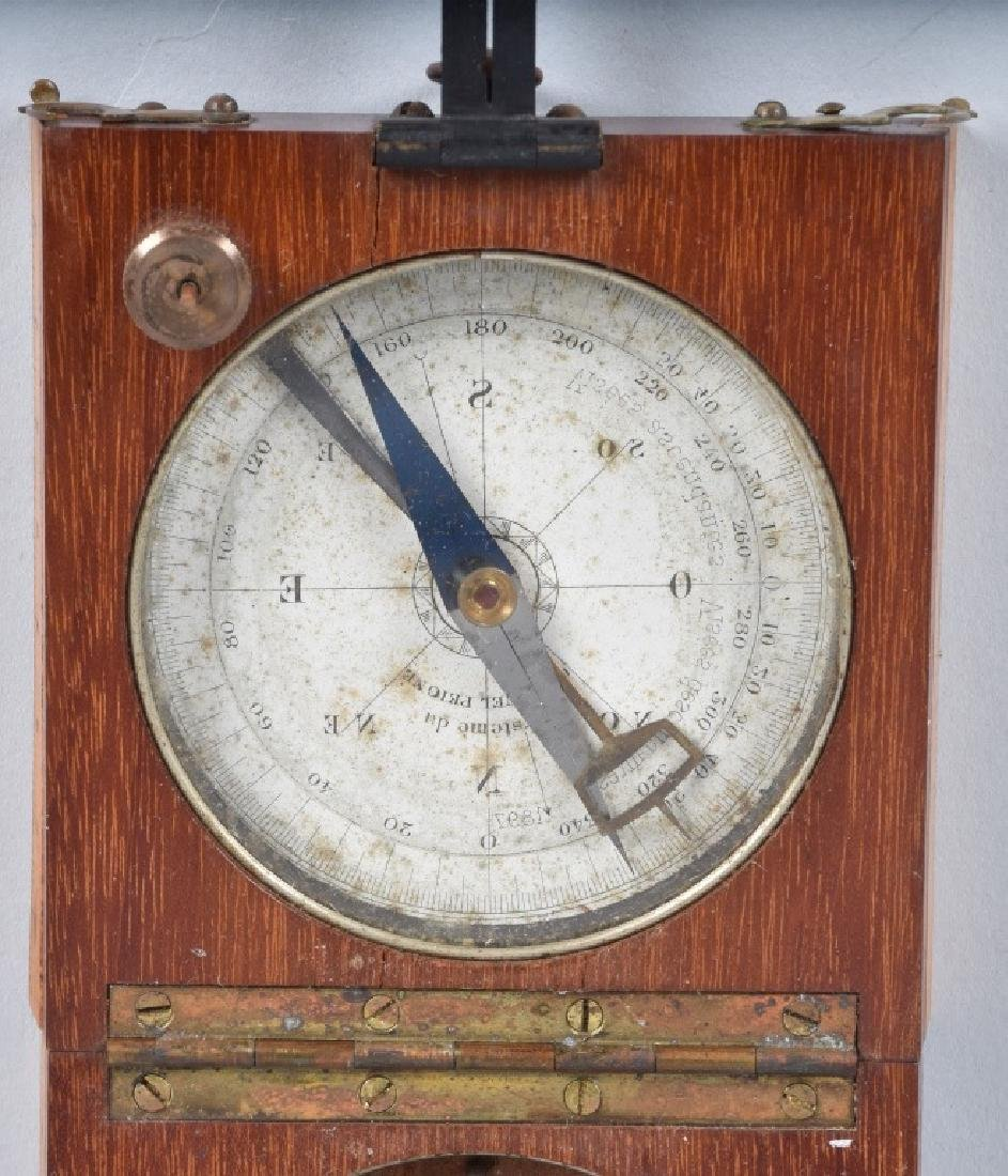 WW1 FRENCH COMPASS - 2