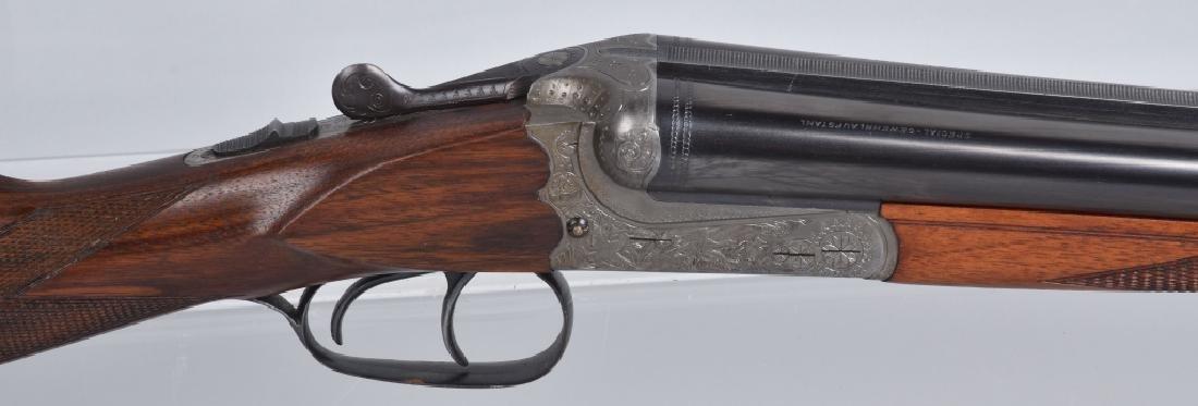 MERKEL GDR 12GA SxS SHOTGUN Engraved - 6