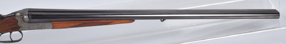 MERKEL GDR 12GA SxS SHOTGUN Engraved - 8