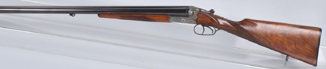 MERKEL GDR 12GA SxS SHOTGUN Engraved - 9