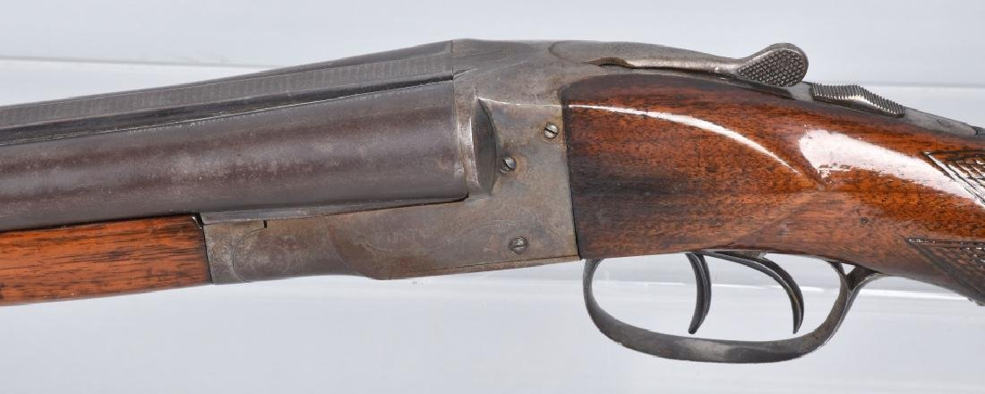 HUNTER ARMS, THE FULTON 16 GA. SHOTGUN - 5