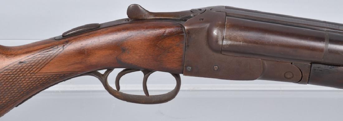 N R DAVIS 12 GA SxS SHOTGUN - 2