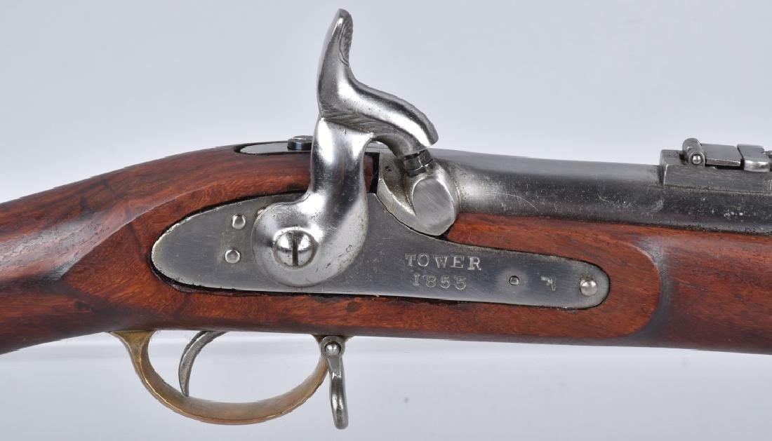 BRITISH ENFIELD MODEL 1853 .577 RIFLE - 2