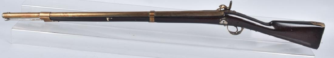 FRENCH 1840/42 PERCUSSION .72 2 BAND MUSKET - 4