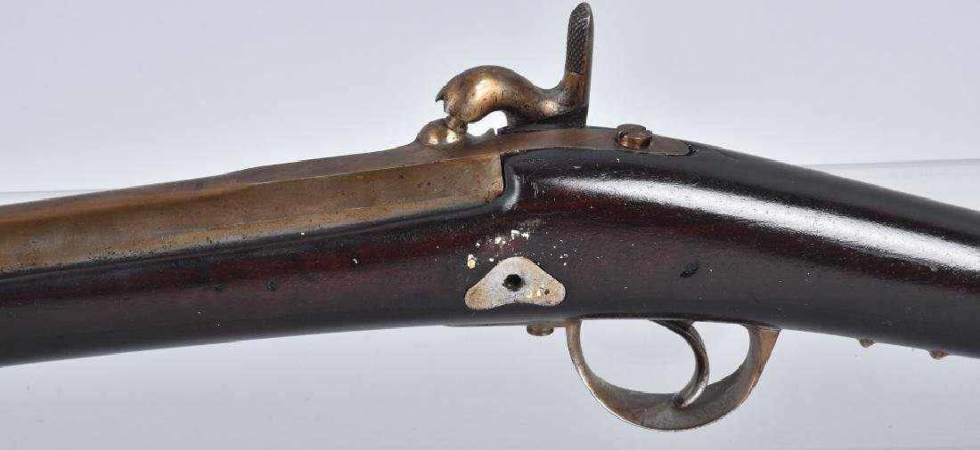 FRENCH 1840/42 PERCUSSION .72 2 BAND MUSKET - 5