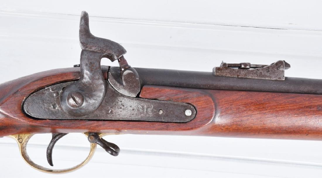 BRITISH ENFIELD MODEL 1853 .577 RIFLE, INDIA - 8