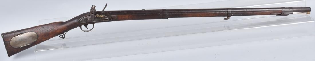 U.S. MODEL 1817 FLINTLOCK .60 COMMON RIFLE
