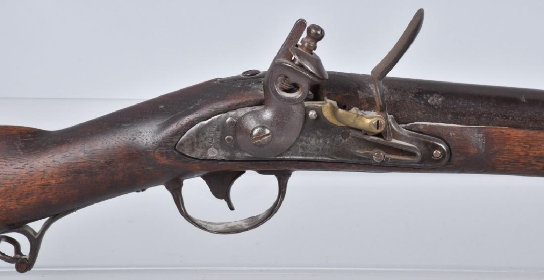 U.S. MODEL 1817 FLINTLOCK .60 COMMON RIFLE - 2