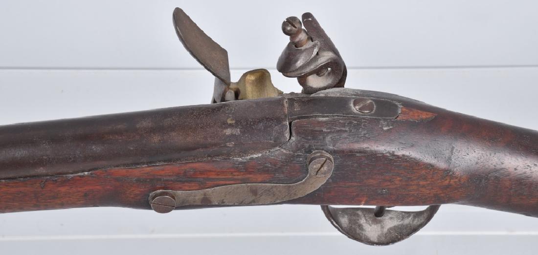 U.S. MODEL 1817 FLINTLOCK .60 COMMON RIFLE - 6