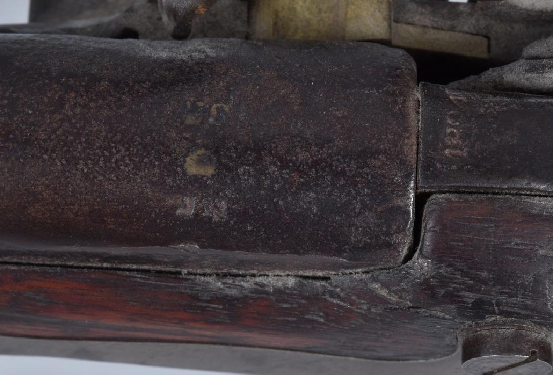 U.S. MODEL 1817 FLINTLOCK .60 COMMON RIFLE - 8