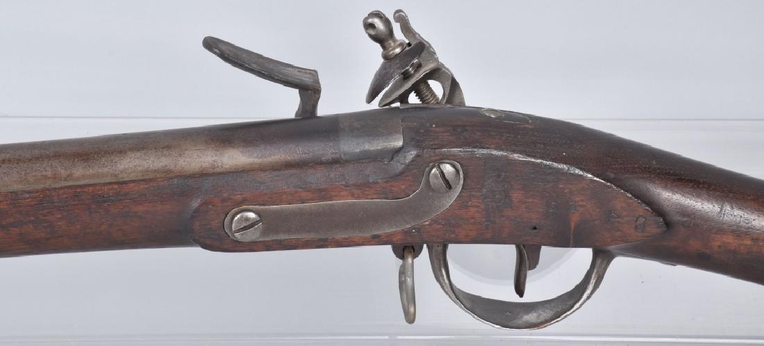 U.S. MODEL 1808 HARPERS FERRY, .69 MUSKET, 1816 - 10
